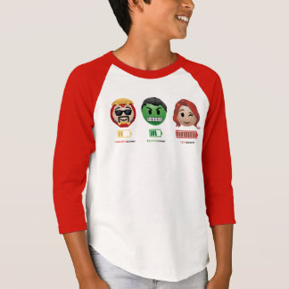 Avengers Power Emoji T-Shirt