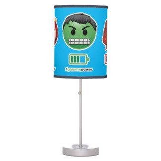 Avengers Power Emoji Table Lamp