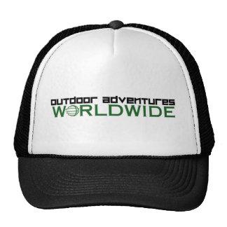 Aventures extérieures dans le monde entier casquette de camionneur