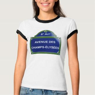 avenue-champs-elysees T-Shirt