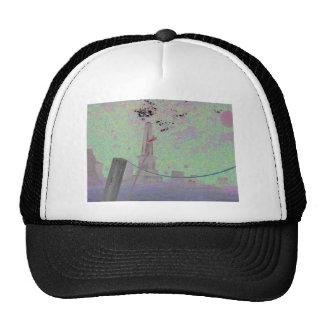 Avenue D  ( multi-colored ) Trucker Hat