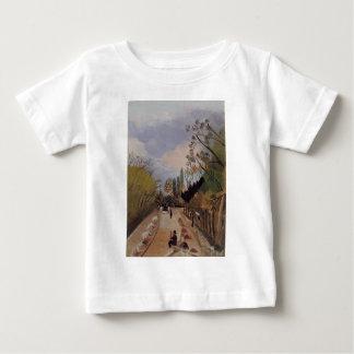 Avenue de l'Observatoire by Henri Rousseau Baby T-Shirt