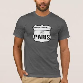 Avenue des Champs-Elysees Paris T-Shirt