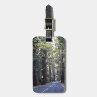 Avenue of the Giants- Humboldt Redwoods State Park Bag Tag
