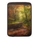 Avenue of Trees Sleeve For MacBook Air