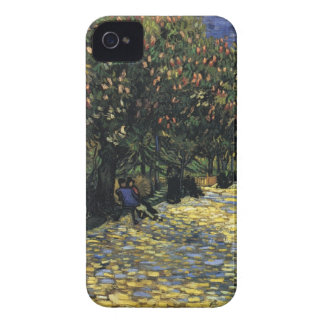 Avenue with Chestnut Trees at Arles - Van Gogh iPhone 4 Case