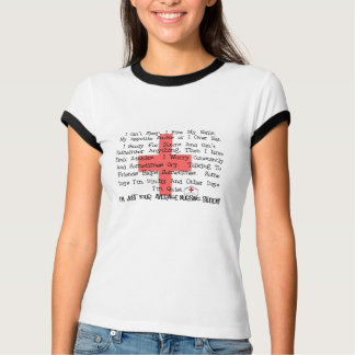 Average Nursing Student Funny Gifts T-Shirt