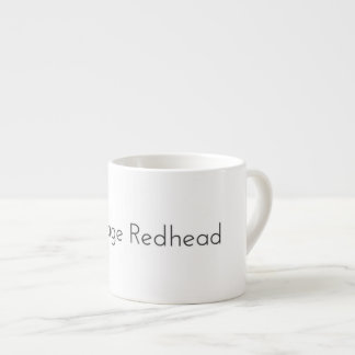 'Average Redhead' Coffee Cup
