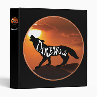 "Avery Signature 1"" Binder DIREWOLF 2"