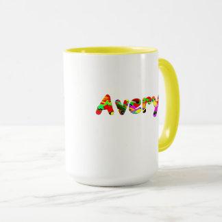 Avery Two Tones Coffee Mug