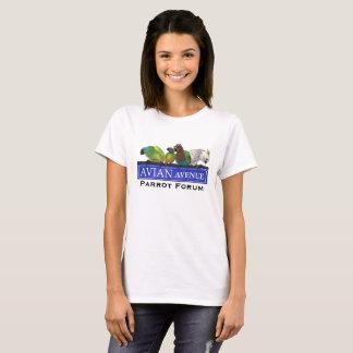 Avian Avenue Parrot Forum T Shirt