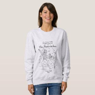 Aviano Ballet Program Womens Nutcracker Sweatshirt