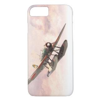 """Aviation Art Device Cass  """"Aichi E13A Jake"""" Case-Mate iPhone Case"""