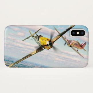 """Aviation Art Device Cass """"Messerschmitt Bf 109E """" Case-Mate iPhone Case"""