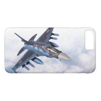 """Aviation Art Device Cass """"Mitsubishi F-2 """" Case-Mate iPhone Case"""