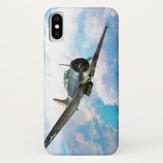 """Aviation Art Device Cass """"SBD Dauntless """" Case-Mate iPhone Case"""