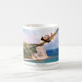 "Aviation Art mug ""Hawker Hurricane """