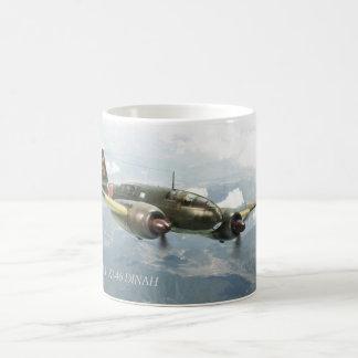 """Aviation Art mug """"Mitsubishi Ki-46 DINAH """""""