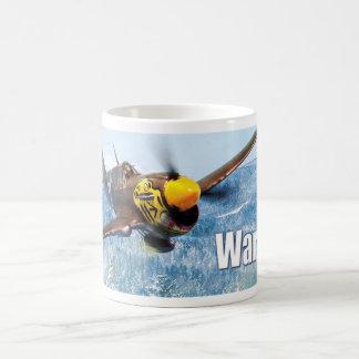 "Aviation Art mug ""P-40 Warhawk """