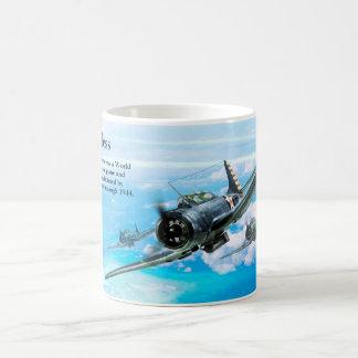 "Aviation Art Mug ""SBD Dauntless"""