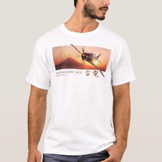 "Aviation Art T-shirt ""Mitsubishi J2M Raiden""Jack"""