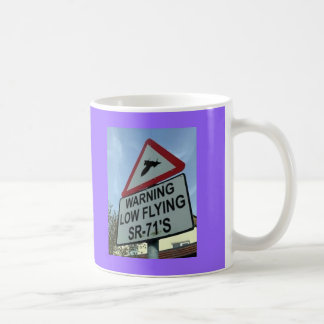 AVIATION DESIGN COFFEE MUG