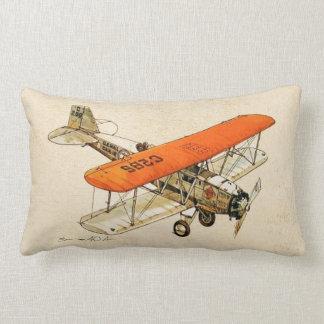 Aviation  design lumbar pillow