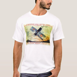 Aviation is the Might of the Soviet Republic T-Shirt