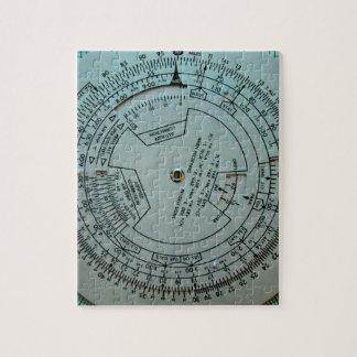 Aviation Navigation Computer Jigsaw Puzzle