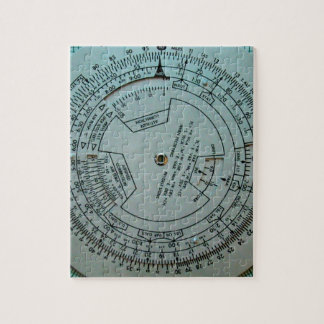 Aviation Navigation Computer Puzzles