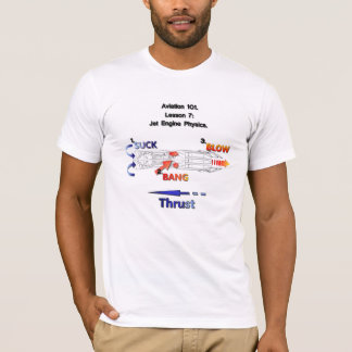 Aviation Physics T-Shirt