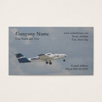 Aviation Pilot  Business Card