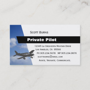 Aviation business cards business card printing zazzle ca aviation pilot business card colourmoves
