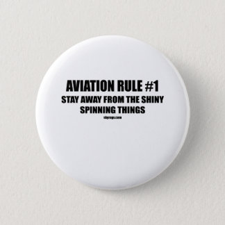 AVIATION RULE 1 2 INCH ROUND BUTTON