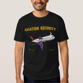AVIATION SECURITY SHIRTS