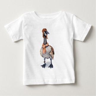 Aviator Goose Baby T-Shirt