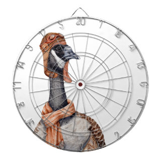Aviator Goose Dartboard