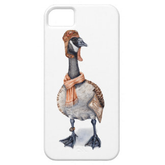 Aviator Goose iPhone 5 Case