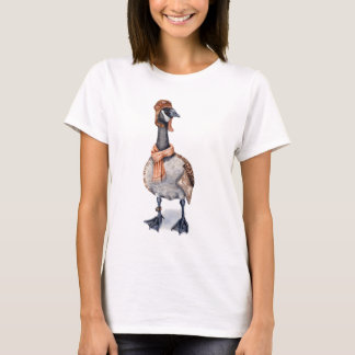 Aviator Goose T-Shirt