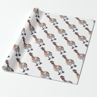 Aviator Goose Wrapping Paper