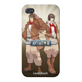 Aviator iPhone 4 cover - Glossy