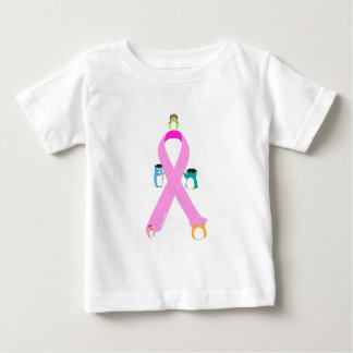 Aviator Owls and Breast Cancer Awareness Ribbon T-shirts