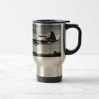 Aviator P3 Orion Airplane Travel Mug