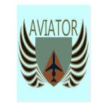 Aviator Postcards