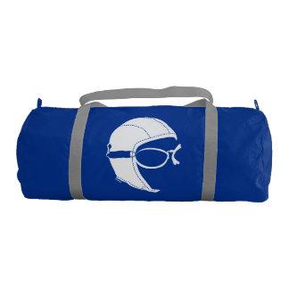 Aviator Style Duffel Gym Bag by JPAERO