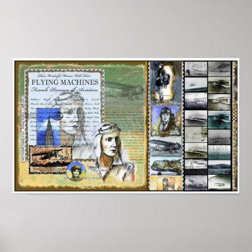 """Aviators"" 4- Poster Paper (Matte)49 cm x 33.1 cm"