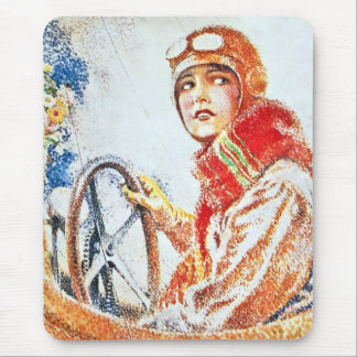 Aviatrix Mouse Pad