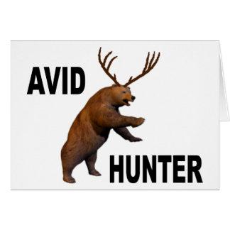 Avid Beer Hunter Card