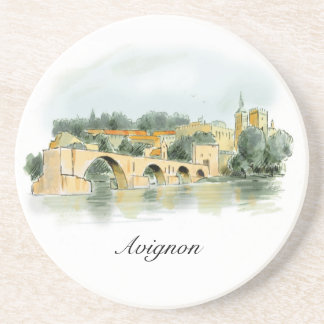 Avignon coaster