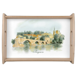 Avignon Serving Tray